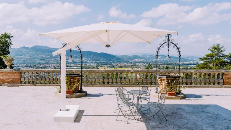 Best ombrellone per terrazzo photos home design inspiration